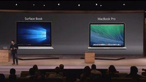Surface Book vs. MacBook Pro เทียบชัดๆ ใครเจ๋งกว่า!