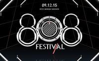 แจกฟรี!! บัตร 808 Festival 2015 จำนวน 14 ใบ