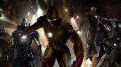 รวมภาพ Concept Art Iron Man จาก Mthai