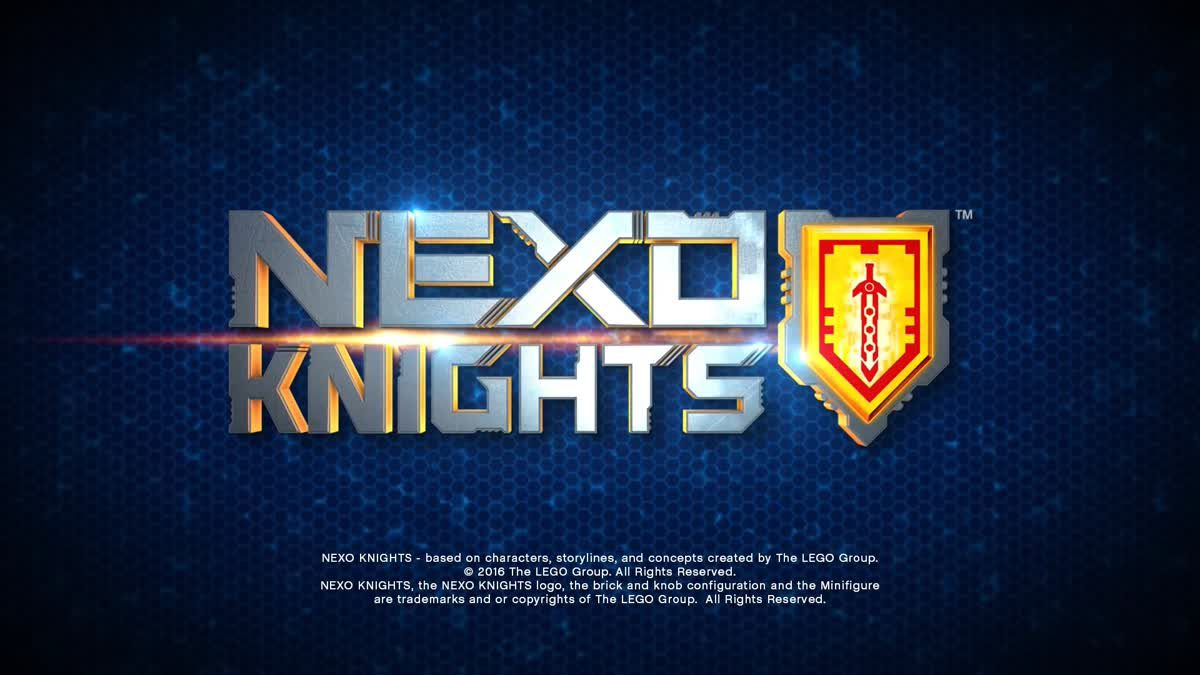 LEGO NEXO Knights มหัศจรรย์อัศวินเลโก้ - ตัวอย่าง