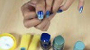 D.I.Y. ไล่เฉดสีเล็บด้วยฟองน้ำ ทำเล็บเองได้ง่ายสุดๆ!