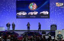 Honda Accord คว้ารางวัลรถยนต์แห่งปีในงาน NAIAS