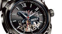 นาฬิกา ก๊อตซิลล่า (GodZilla) ฉลองครบรอบ 60ปี Limited Edition