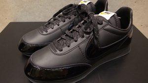 COMME des Garcons x Nike Night Track สนีกเกอร์งานพรีเมี่ยมที่ควรค่าแก่การสะสม