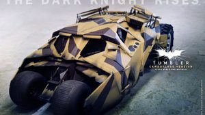 Hot toys กระหน่ำของใหญ่ รถTumbler The Dark Knight Rises มาอีก!