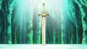 Excalibur ดาบจากอังกฤษ แต่ปรากฏในโลกการ์ตูนญี่ปุ่นมากที่สุด