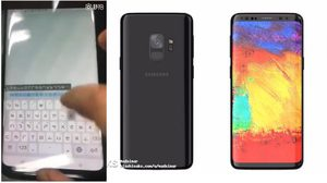 หลุดเต็มๆ คลิป Samsung Galaxy S9 คามือ ก่อนเปิดตัว
