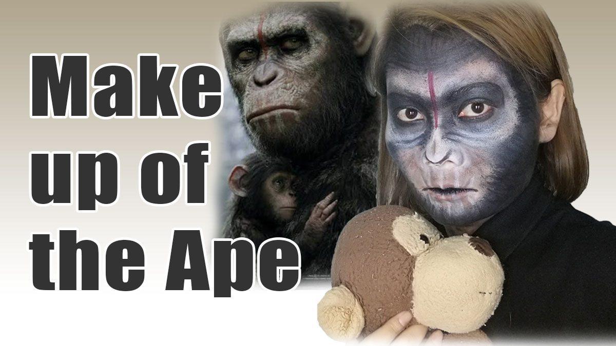 ลิง จั๊ก จั๊ก รักเลียนแบบ ซีซาร์ พิภพวานร
