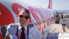ไม่มีอะไรที่เป็นไปไม่ได้! ถ้าได้ทำในสิ่งที่ชอบ กัปตันนักบินหญิง คนแรก ที่มี อายุน้อยที่สุดในโลก
