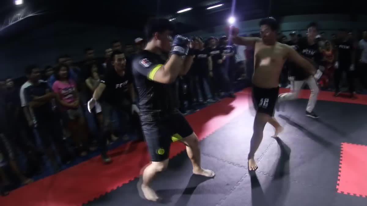 Fight Club Thailand ใต้ดิน วิท x นัย ณ ลาดพร้าว คู่ที่ 111