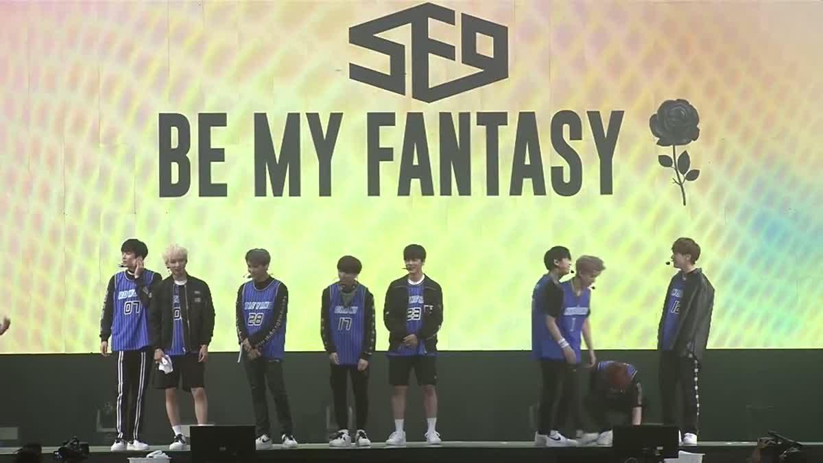 บอยแบนด์เกาหลี SF9 โชว์สกิลภาษาไทย บอกเลยว่าไม่ธรรมดา!
