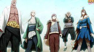 โอโนกิ ซึคาเงะ ผู้ใช้คาถาดิน จาก Naruto