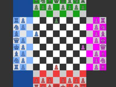 เกมส์หมากรุก Chesssss ฝึกสมองไปกับการเดินหมากทั้ง 4