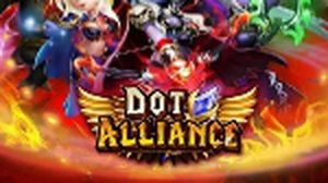 Dot Alliance เกมส์มือถือ วางแผนการรบ เวทย์มนต์อลังการ