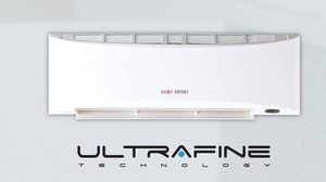 ตอบโจทย์อากาศร้อน Ultrafine Technology Inverter แอร์ฟอกอากาศ เย็นเร็ว ไม่กินไฟ กำจัดฝุ่น
