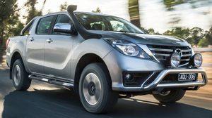 Mazda BT-50 2018 ใหม่ ดีไซน์พิเศษลุยตลาดออสเตรเลีย