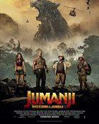 Jumanji: Welcome to the Jungle เกมดูดโลก บุกป่ามหัศจรรย์