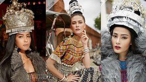 40 สาวงาม มิสยูนิเวิร์สไทยแลนด์ ประชันภาพ Portrait สุดอลัง! โค้งสุดท้ายก่อนวันตัดสิน