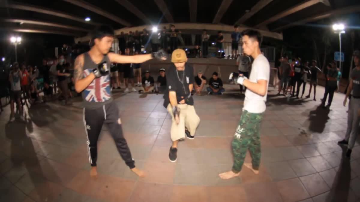 Fight Club Thailand เฉาเหว่ย x บูม คู่ที่ 31