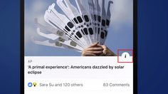 Facebook ทดสอบฟีเจอร์ Information ที่สามารถตรวจสอบความน่าเชื่อถือของข่าวได้