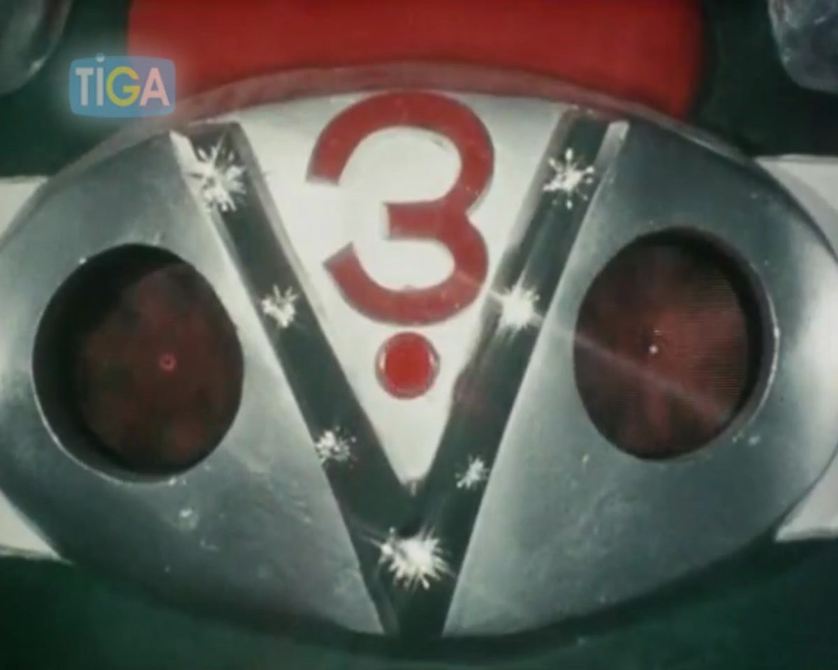 Masked Rider V3 ตอนที่ 38-3