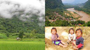 ต้องมนต์ เมืองงอย ที่เมืองลาว(Muang Ngoi , Laos)