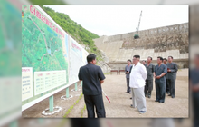 ผู้นำเกาหลีเหนือตำหนิเจ้าหน้าที่เรื่องโรงงานไฟฟ้าเสร็จล่าช้า