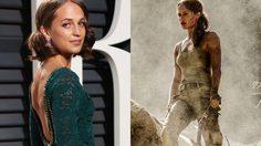 เผยโฉมแล้ว!! 3 ภาพแรกของ ลารา ครอฟต์ คนใหม่ รับบทโดย อลิเซีย วิกันเดอร์