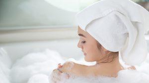 คุณมาถูกทางแล้วค่ะ! อาบน้ำ ทุกวันใช่จะดี เพราะไม่อาบน้ำ ดีต่อสุภาพผิวกว่ามาก