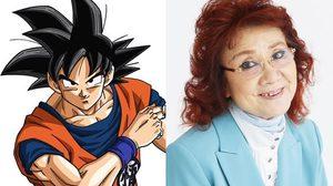 ผู้ให้เสียง Goku