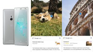 Sony Xperia XZ2 อัพเดทฟีเจอร์ Google Lens พร้อมท่องโลกกว้างแบบเรียลไทม์กับข้อมูลภาพทั่วโลก