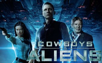 Cowboys & Aliens สงครามพันธุ์เดือด คาวบอยปะทะเอเลี่ยน