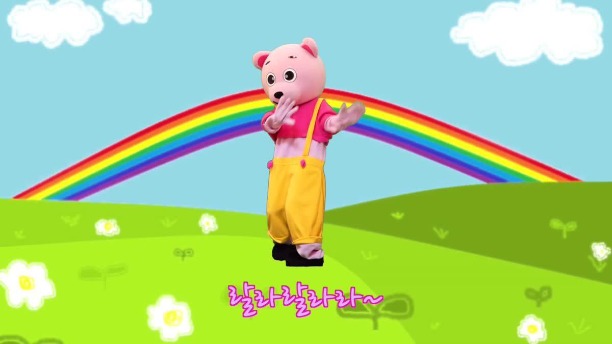 ซองเฮเคียว กับเพลงฮิตท่าแม่ไก่ Three Little Bears ใน Full House