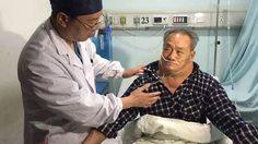 ขาดื่มดูไว้!! ลุงขี้เมาชาวจีนดื่ม เหล้า หนักมากว่า 30 ปี จนเป็นโรคประหลาดที่ยากจะรักษา