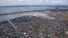 มาโกโก สลัมลอยน้ำ ที่ไนจีเรีย