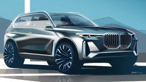 เปิดภาพ BMW X8 หรือนี่จะเป็นคู่ต่อกรกับ Bentley Bentayga