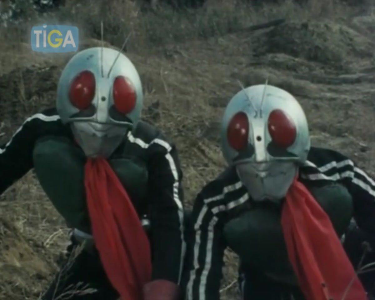 Masked Rider V3 ตอนที่ 2-3