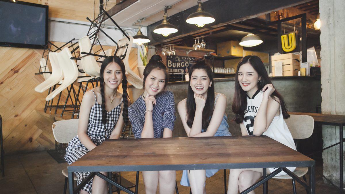 4สาวแนะนำร้านน่านั่งย่านลาดพร้าวกับร้าน SORKORSOR ART & MUSIC CAFE