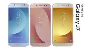 หลุด!! Samsung Galaxy J7 2017 สีใหม่สดใสมาพร้อมบอดี้โลหะทั้งเครื่อง