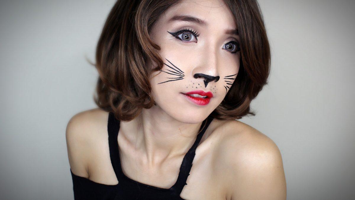 ฮาโลวีนลุค7 แมวสาว