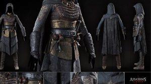 งานละเอียด! Assassin's Creed เผยโฉมชุดเกราะสุดเนี้ยบถอดแบบจากเกม
