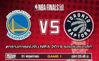 NBA 2019 รอบชิงชนะเลิศ