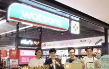วัตสัน ประเทศไทย จับมือ แอปพลิเคชัน ECOLIFE App