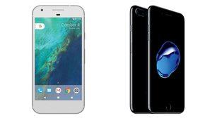 google-pixel-xl-vs-iphone-7-plus