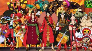 One Piece Film Z ทุบสถิติ Evangelion 3.0