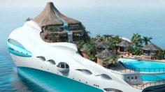 สุขมหัศจรรย์ สวรรค์บน เรือยอชท์ Tropical Island Paradise