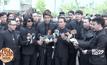 """ทัพศิลปินดารา ร่วมถ่าย MV """"เดิมพันที่ยิ่งใหญ่"""""""
