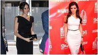 เมื่อ Meghan Markle ว่าที่สะใภ้ราชวงศ์อังกฤษ ใส่ชุดเหมือน Kim Kardashian ใครดูดีกว่ากัน