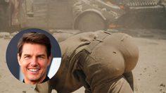 ก้นปลอม!!? ชาวเน็ตสงสัย ก้นที่งอนงามของ ทอม ครูซ ในหนัง Valkyrie คือก้นจริงหรือไม่