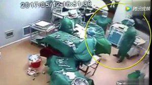 หมอจีน, ห้องผ่าตัด, ข่าวจีน